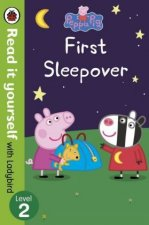 Peppa Pig - First Sleepover