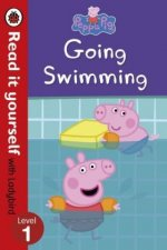 Peppa Pig: Going Swimming -  Read It Yourself with Ladybird Level 1