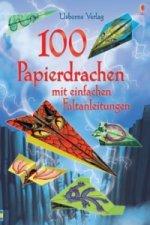 100 Papierdrachen mit einfachen Faltanleitungen