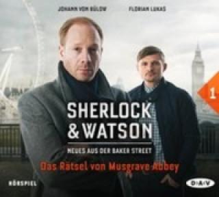 Sherlock & Watson - Neues aus der Baker Street: Der Somerset-Fall