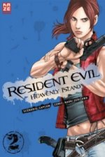 Resident Evil - Heavenly Island. Bd.2