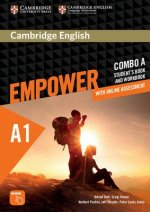 Cambridge English Empower Starter Combo A with Online Assess