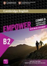 Cambridge English Empower Upper Intermediate Combo B with On