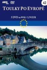 Toulky po Evropě - 5 DVD