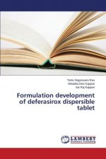 Formulation development of deferasirox dispersible tablet