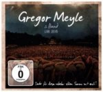 Gregor Meyle & Band - Live 2015, 2 Audio-CDs
