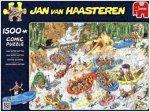 Wildwasserrafting (Puzzle)