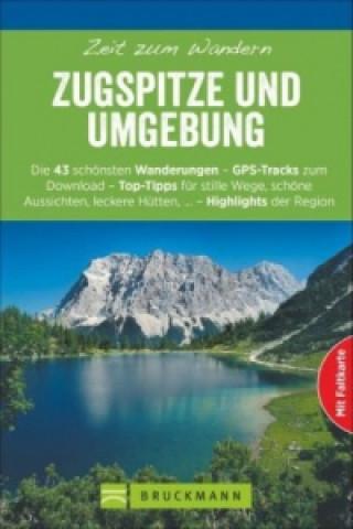 Zeit zum Wandern Zugspitze und Umgebung
