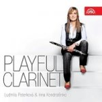 Playful Clarinet / Debussy,Bach,Monti - CD