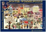 Winter-Wimmel-Puzzle (Kinderpuzzle)