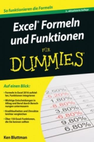 Excel Formeln und Funktionen fur Dummies