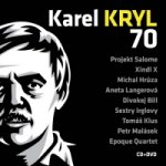Karel Kryl - 70 Koncert CD+DVD
