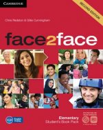 Face2face Elementary Student's Book with DVD-ROM and Online