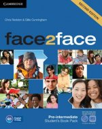 Face2face Pre-intermediate Student's Book with DVD-ROM and O