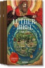 Die Luther-Bibel von 1534, 2 Bde. mit Begleitheft