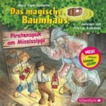 Das magische Baumhaus - Piratenspuk am Mississippi, 1 Audio-CD
