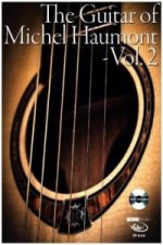 The Guitar of Michel Haumont, m. DVD. Vol.2