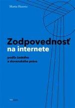 Zodpovednostˇ na internete
