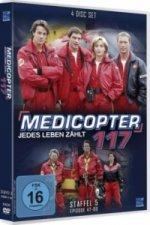 Medicopter 117 - Jedes Leben zählt. Staffel.6, 4 DVDs