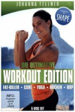 Die ultimative Workout Edition, 5 DVDs