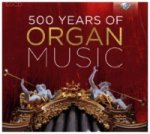 500 Years Of Organ Music, 50 Audio-CDs