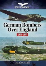 German Bombers Over England
