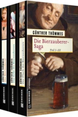 Die Bierzauberer-Saga. Tl.1-3