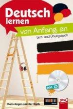 Deutsch lernen - von Anfang an, m. Audio-CD
