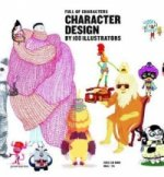 Charakter Design by 100 Illustrators, w. CD-ROM