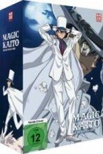 Magic Kaito: Kid the Phantom Thief - DVD 1 + Sammelschuber [Limited Edition], 1 DVD. Vol.1