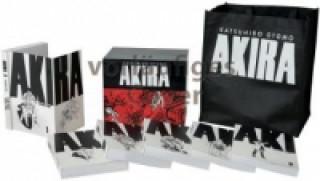 Akira - Farbige Gesamtausgabe in limitierter Box, 6 Bde.