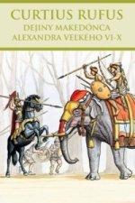 Dejiny Makedónca Alexandra Veľkého VI-X