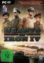Hearts of Iron IV, 1 DVD-ROM