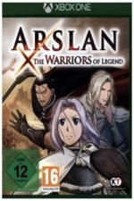 Arslan: The Warriors of Legend, 1 XBox One-Blu-ray Disc