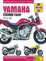 Yamaha FZS1000 Fazer Motorcycle Repair Manual