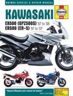 Kawasaki EX500 (GPZ500S) & ER500 (ER-5) (87 - 05)