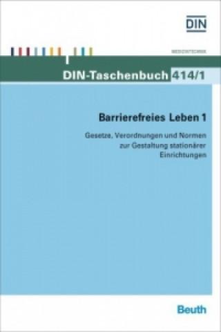 Barrierefreies Leben. Bd.1