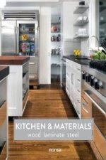 Kitchen and Materials: Wood, Laminate and Steel
