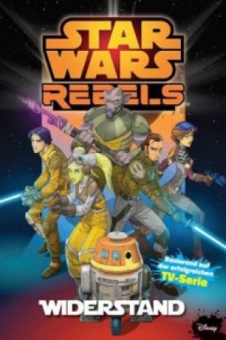 Star Wars Rebels Comic - Widerstand