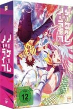 No Game No Life, 1 DVD (Limited Edition)