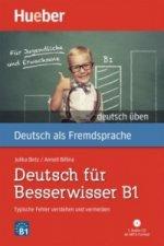 Deutsch für Besserwisser B1, m. MP3-CD