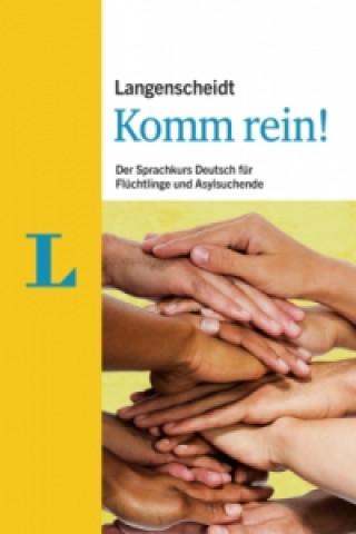 Langenscheidt Komm rein! - Sprachkurs mit Buch und Begleitheft