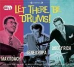 Let There Be Drums, 3 Audio-CDs