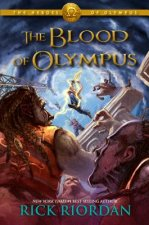 Heroes of Olympus, The, Book Five The Blood of Olympus (Heroes of Olympus, The, Book Five)