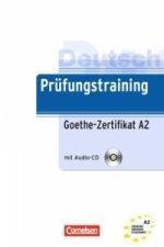 Goethe-Zertifikat A2, Übungsbuch mit Lösungen und Audio-Dateien als Download