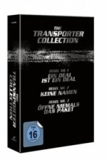 Transporter Collection, 4 DVDs