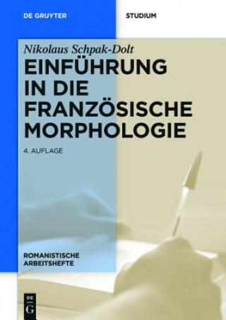 Einführung in die französische Morphologie