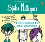 Spike Milligan War Memoirs CD Unabridged
