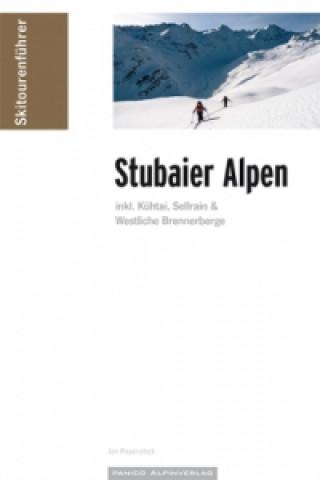 Skitourenführer Stubaier Alpen