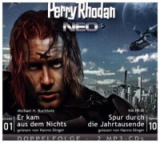 Perry Rhodan NEO - Er kam aus dem Nichts / Spur duch die Jahrtausende